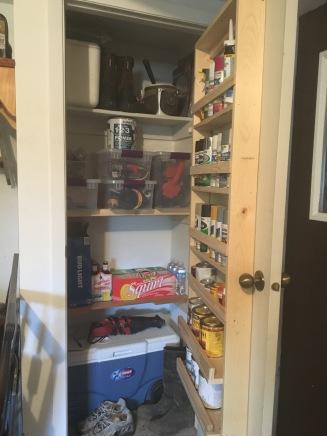 Garage - Closet