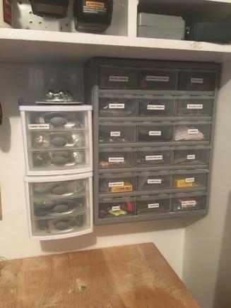 Garage - Organization