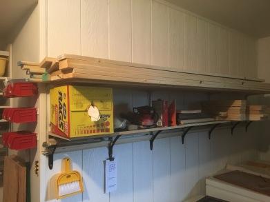 Garage - Wood