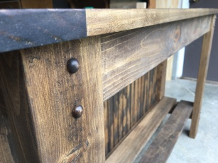 Console Table - Detail 3