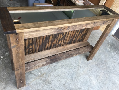 Console Table Final