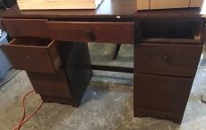 Garage Sale desk