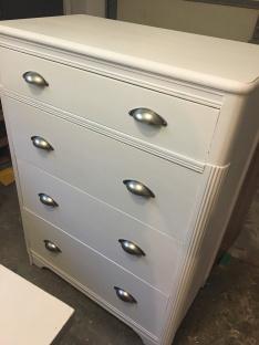 Garage Sale Dresser 2