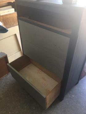 Garage Sale Dresser