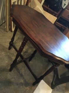 Garage Sale table