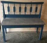3 benches - headboard