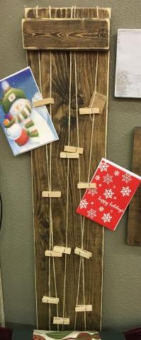 Christmas-Card Holder