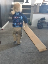 Wall helper